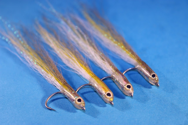 Sea Trout and Bass Flies